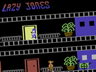 Lazy Jones, loader