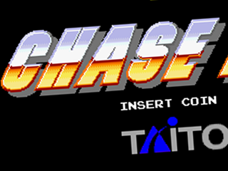 Chase HQ, title