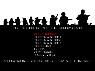 Soundtracker Infection 1