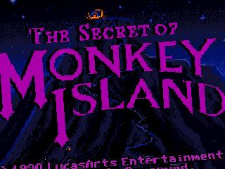 Secret of Monkey Island, loader